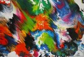les couleurs en folie