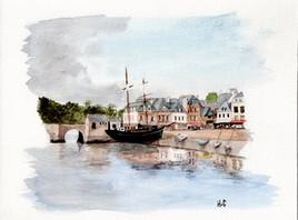 Port d'Auray