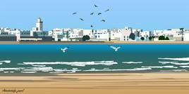 Essaouira-Maroc
