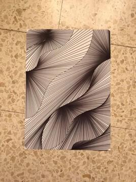 Lignes brisée ... relief 3D