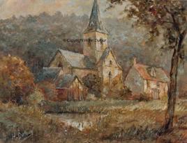Eglise de Vieuville