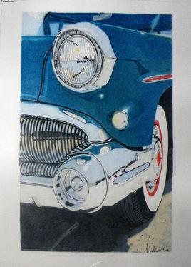 Buick Super 1957