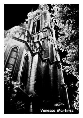 Eglise Metz par Vanessa Martinez 2017