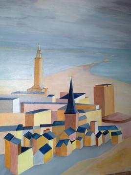 vue du Havre