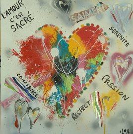 L Amour esr sacré