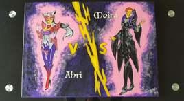 Ahri VS Moira- Apex Legend