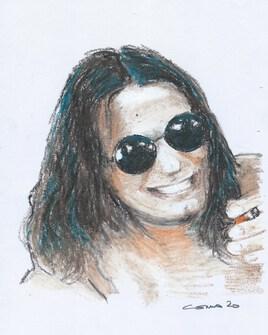 Martin rock star