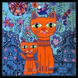 Le paradis des chats de Talie