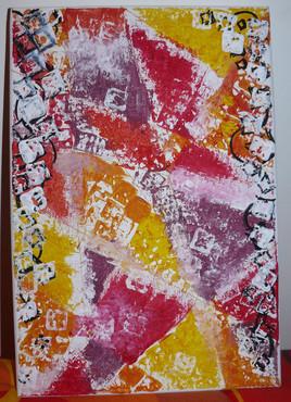 Inspiration dés cubistes