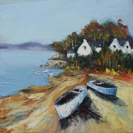 2 barques en Bretagne
