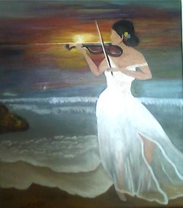 Raja artiste - Tableaux peinture a l huile ...