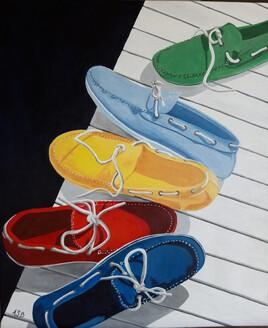 Color of docksides