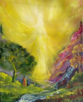 La divine présence