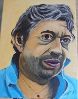Portrait Serge Gainsbourg