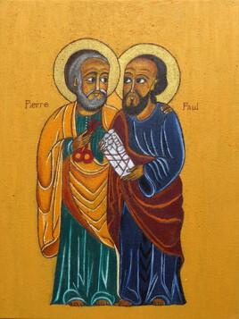 La Réconciliation de Pierre et Paul