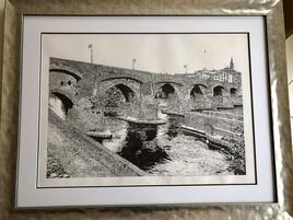Le pont vieux d'Albi