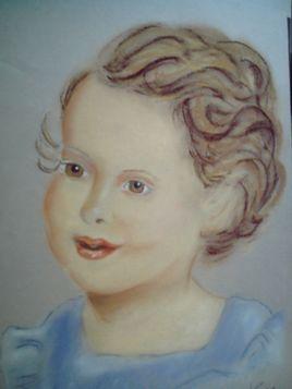 petite fille 1900