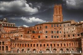 Batiment de Rome - Le fichier 20€ - Tirages tous formats voir mon site sur mon profil