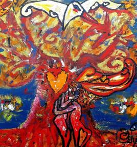 L'Amour, les racines et l'oiseau