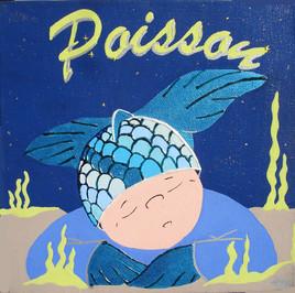 Signe astro de bébé, Poisson