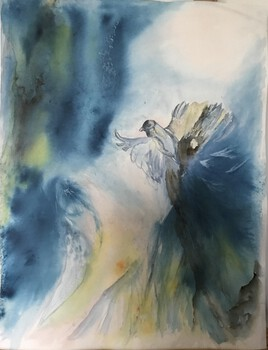 L oiseau bleu