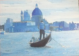 Gondola Blue III