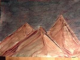 Pyramides/Montagnes