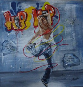 fille hip hop