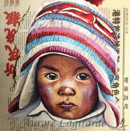 Frimousse du Tibet
