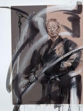 Grand Maître Masaaki Hatsumi