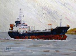 L'entree du port de MARSEILLE