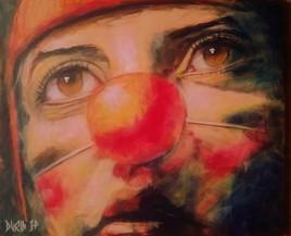 """clown 2    """"Bonne Année à toutes et à tous"""""""