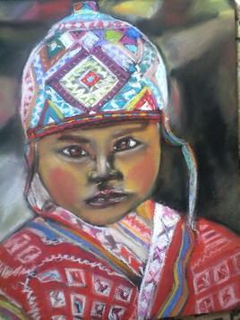 enfant du Pérou