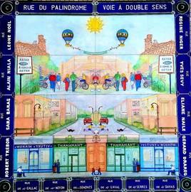 Rue du Palindrome