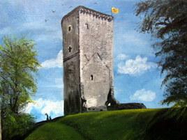 La Tour Moncade Orthez