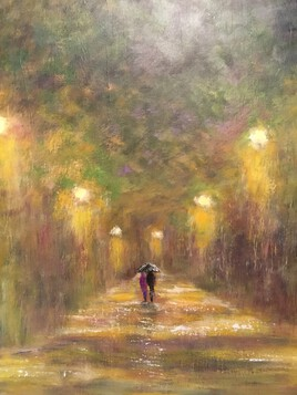 Un parapluie pour deux