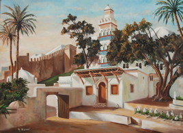 Sidi Abderrahmane -Alger.