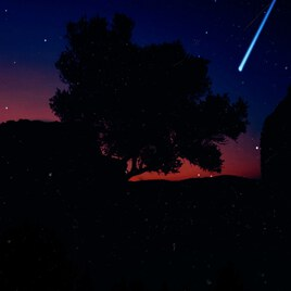 L'étoile filante