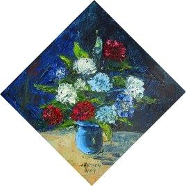 Bouquet d'hortensias 3