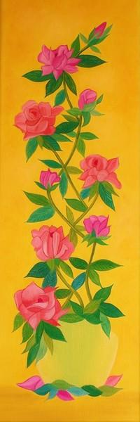 Les roses de Mayenne