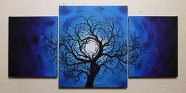 Nuit d'arbre