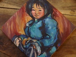 enfant nomade