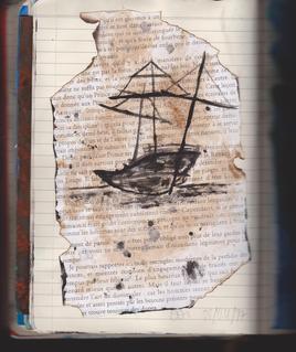 Writing Or Sinking