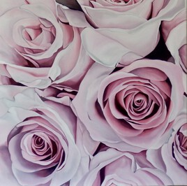 Roses roses toile 2