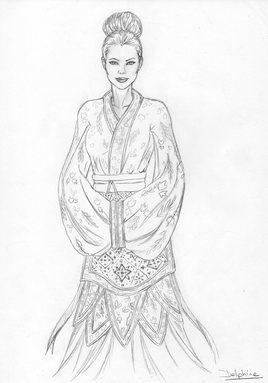 Ming Girl