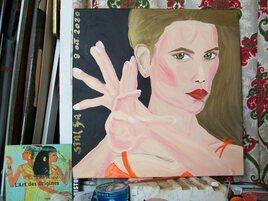 """ La Carmen de Stal Fa ""  n° 2   ( Astrid Bergès-Fribey )"
