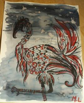 Luth Oiseau