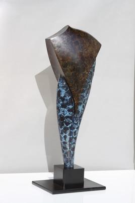 silouette bronze1