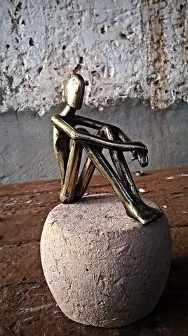 Penseur en Bronze!!