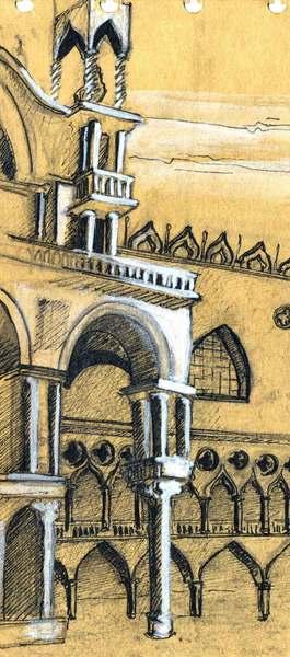 basilique San Marco et Palais des Dauges-Venise